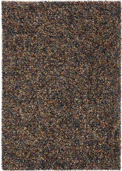 Hochflor Shaggy Teppich Brink & Campman Dots 170407 multicolor
