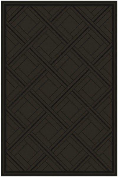 Kurzflor Designer Teppich Angelo Spectre 6026-AD2-057 anthrazit