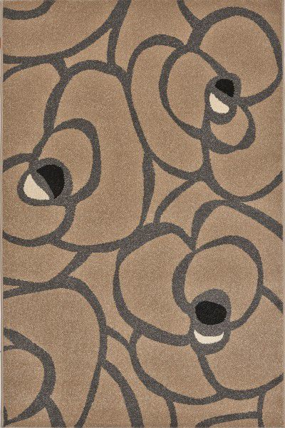 Teppich Raffi Rose linen