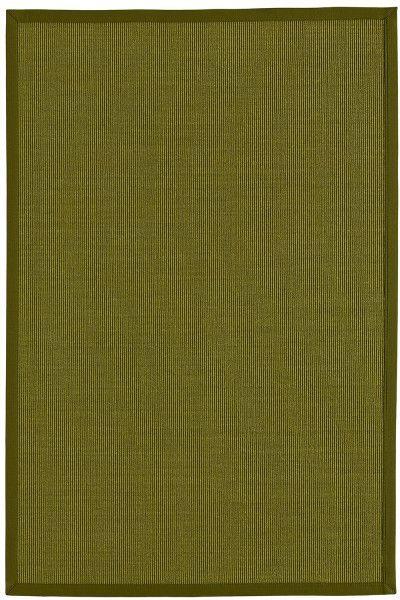 Sisal Teppich Astra Manaus grün / oliv 30