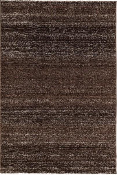 Kurzflor Designer Teppich Astra Carpi 6872 150 064 dunkelbraun