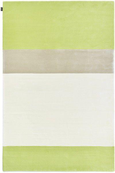 Kurzflor Designer Teppich Angelo Signature Jean Francois D'Or 6022-P4-63F grün weiss