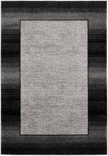 Kurzflor Designer Teppich Super Line Velleti Plain 640 grau