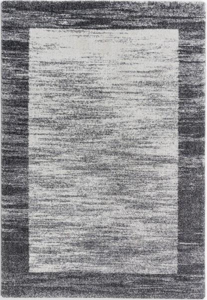 Hochflor Shaggy Teppich Astra Savona 192 004 silber