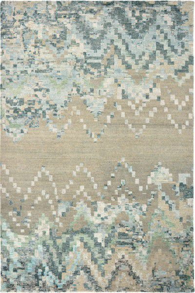Kurzflor Designer Teppich Brink & Campman Yeti Anapurna 51904 multicolor