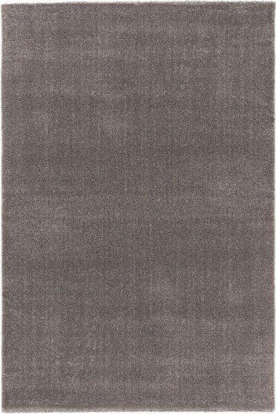 Hochflor Shaggy Teppich Astra Savona 180 004 silber