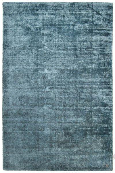 Teppich Tom Tailor Shine 714 aqua / türkis blau