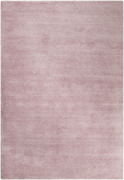 Hochflor Shaggy Teppich Esprit #loft ESP-4223-26 rosa