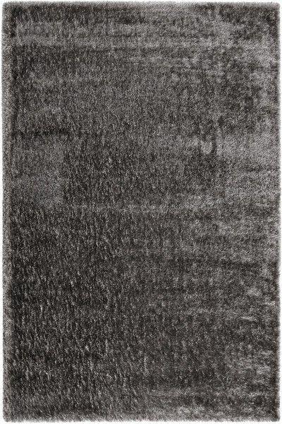 Hochflor Shaggy Teppich Esprit #spa ESP-0054-095 silber grau