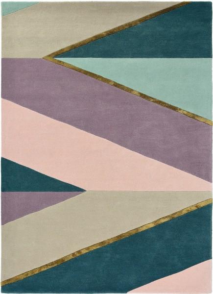 Kurzflor Designer Teppich Ted Baker Sahara 56102 pink