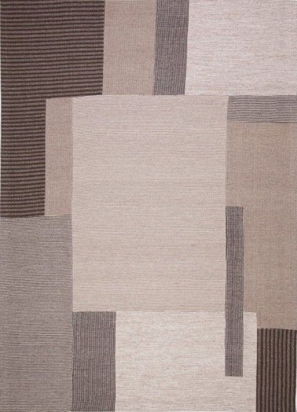 Teppich Brigitte Home Easy Sunset 501 beige 140 x 200 cm