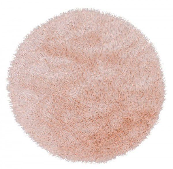 Fell Teppich Astra Mia Rund 6276 170 015 pink