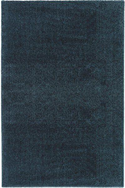 Hochflor Shaggy Teppich Astra Savona 180 025 navy blau