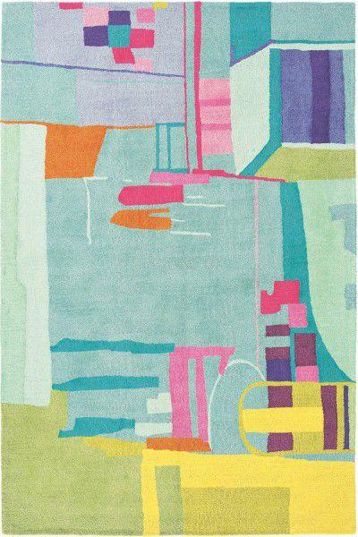 Teppich Bluebellgray Amal 19707 multicolor
