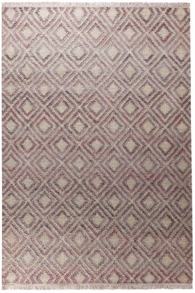 Teppich Esprit Simple ESP-7012-01 aubergine