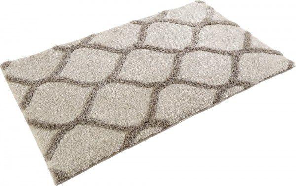 Badteppich Esprit Oriental Tile ESP-2427-02 beige