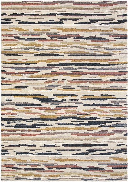 Teppich Harlequin Nuru 42901 Camel multicolor