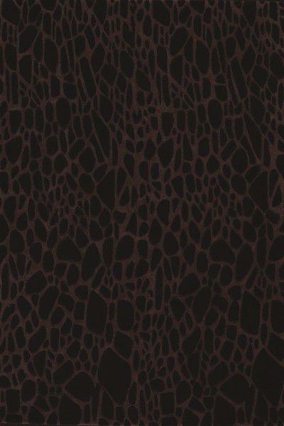 Kurzflor Designer Teppich Angelo Stream 2111-EAM778 braun schwarz