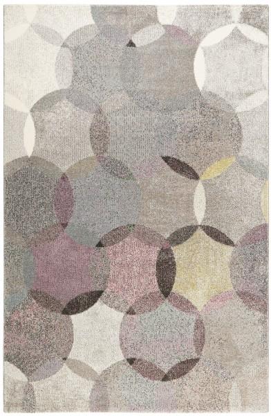 Kurzflor Designer Teppich Esprit Modernina ESP-21627-695 beige multicolor