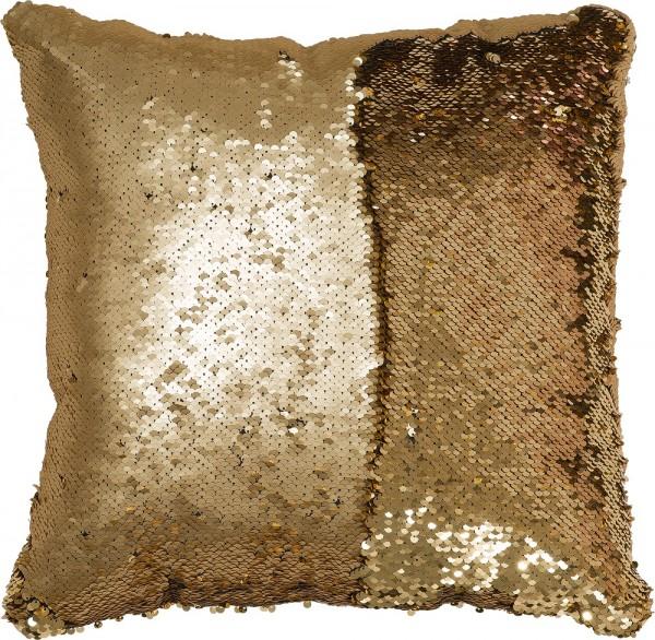 Kissen Obsession Bling Cushion 360 gold / gelb