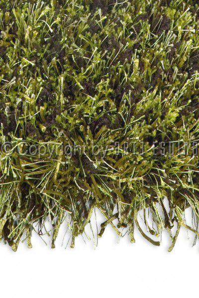 Teppich Arte Espina Beat Shaggy-62 grün 120 x 180 cm