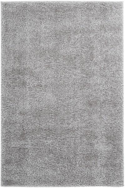 Hochflor Shaggy Teppich Obsession Emilia 250 silber