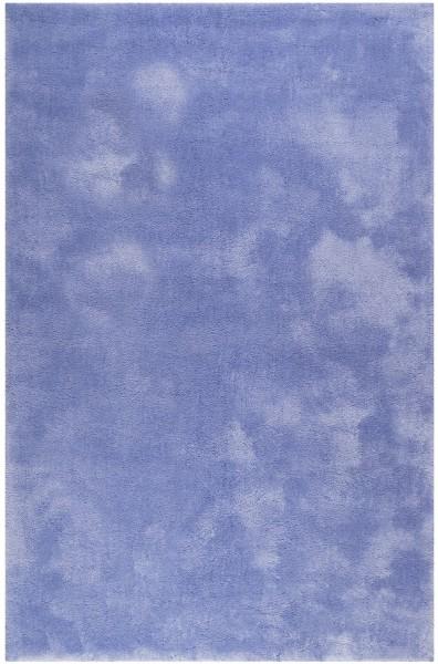 Hochflor Shaggy Teppich Esprit #relaxx ESP-4150-25 lila blau