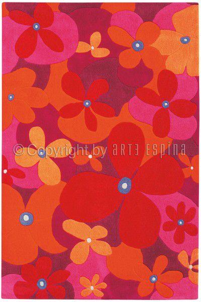 Teppich Arte Espina Joy 205-44 rosa 60 x 90 cm